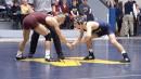 133 lbs David Thorn, Minnesota vs Rossi Bruno, Michigan