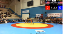 74kg Jordan Burroughs vs Nick Marable