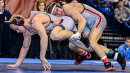 141lbs Finals: Logan Stieber (Ohio St.) vs Devin Carter (Virginia Tech)