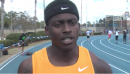 Baylor's Trayvon Bromell on why he wears short-shorts
