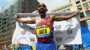 Meb Keflezighi wins 2014 Boston Marathon