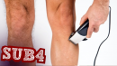 Sub-4: Shaving Your Legs, Yea or Nay?