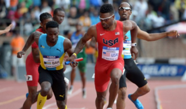 IAAF World Relay Men's 4x400 preview