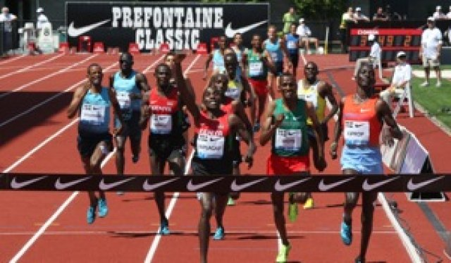 Prefontaine Classic Men's Mile preview