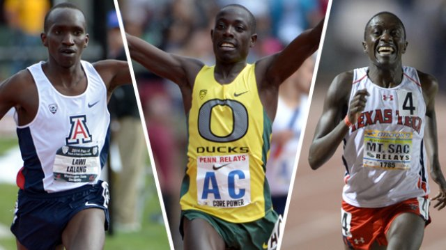 NCAA Champs Men's 5K preview
