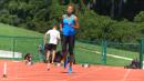Block starts with sprint queen Kaylin Whitney