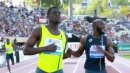 Kirani beats Merritt again in Lausanne 400m