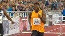 Tinsley takes 400m Hurdles in Stockholm