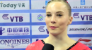 MyKayla Skinner - Interview - 2014 World Championships - Event Finals
