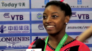Simone Biles - Interview - 2014 World Championships - Event Finals