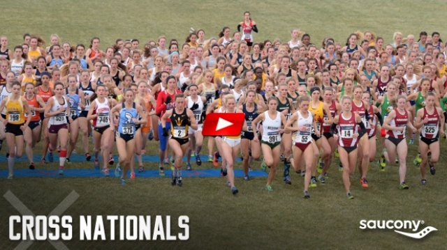 2014 NCAA Women's XC 6K - Full Race