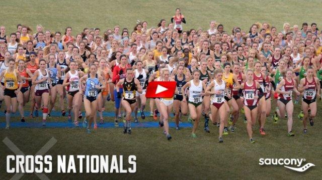 2014 NCAA Women's XC 6K - Full Race