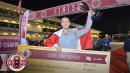 Gallagher, Herndon Earn First World Beer Mile Titles