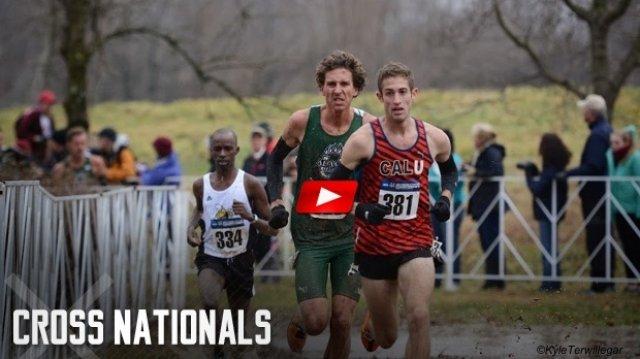 NCAA D2 Men's Full Race