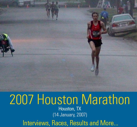 2007 Chevron Houston Marathon