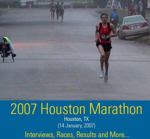 2007 Chevron Houston Marathon