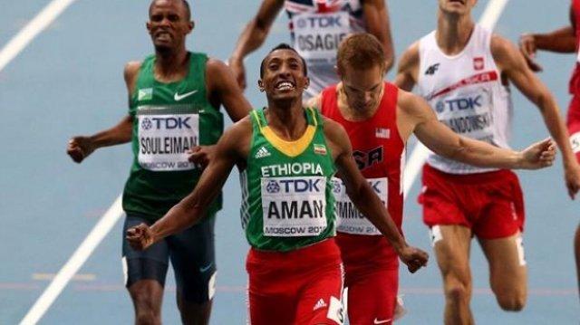 World Champion Mo Aman Joins OTC