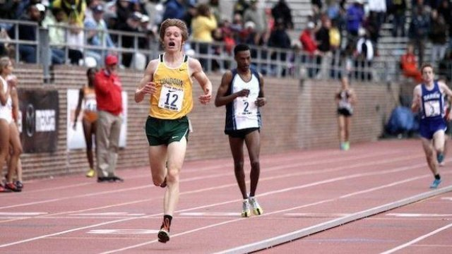 Can Drew Hunter Pull A Centro At Penn Relays?