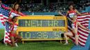 2015 World Relays Women's DMR (Team USA World Record!)