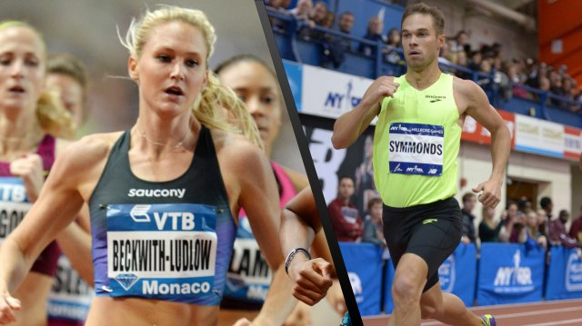 Nick Symmonds, Molly Beckwith-Ludlow to Compete at Music City Distance Carnival