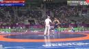 65kg f, Frank Chamizo, Italy vs Toghrul Asgarov, Azerbaijan