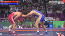 74kg f, Aniuar GEDUEV (Russia) vs Soner DEMIRTAS (Turkey)