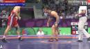 74kg q, Jumber KVELASHVILI (Georgia) vs Krystian BRZOZOWSKI (Poland)