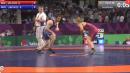 61kg s, Lomtadze(Georgia) vs Velikov(Bulgaria)