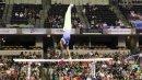 Marvin Kimble - Parallel Bars - 2015 P&G Championships - Sr. Men Day 2