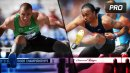 Ashton Eaton and Aries Merritt: Gold Medal Hurdle Drills
