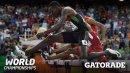 Kenyan Wins 400m Hurdle Gold Medal, Allyson Felix Runs 49.89 in Semi-Final