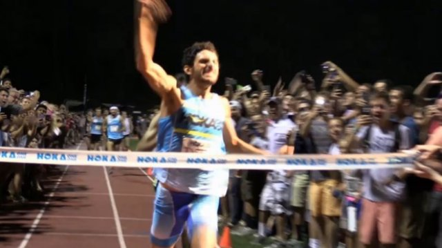 David Torrence Runs 3:53 To Win Long Island Mile, Seven Men Break 4:00