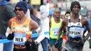 Wilson Kipsang and Meb Keflezighi Lead Men's Field at 2015 NYC Marathon