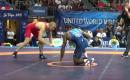 Jordan Burroughs, USA vs O. Zakharevych, UKR