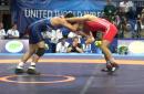 57kg r2, Tony Ramos, USA vs M. Shavkatov, UZB