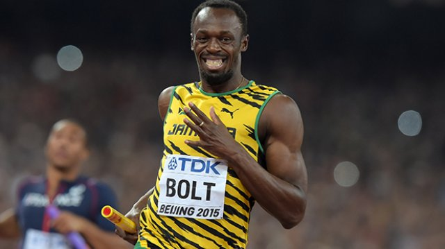 Usain Bolt Finally Meets His Match, Loses To An 8-Year-Old On 'Ellen'