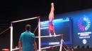USA, MyKayla Skinner, UB - 2015 World Championships Podium Training