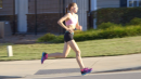 Alana Hadley Pre-NYC Marathon Workout