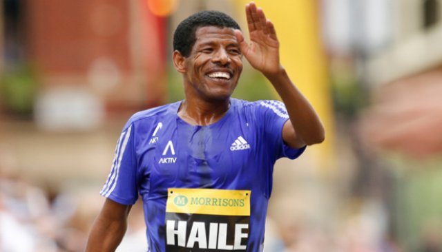 Haile Gebrselassie Enters NYC Marathon Hall Of Fame, Regrets Never Winning Race