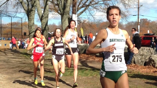 Motivated by Fall, Dana Giordano Ready for NCAA XC Championships