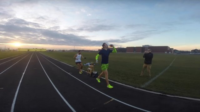 Help! I Can't Stop Watching Beer Mile World Record Videos