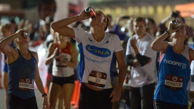 Erin O'Mara Breaks Women's Beer Mile World Record