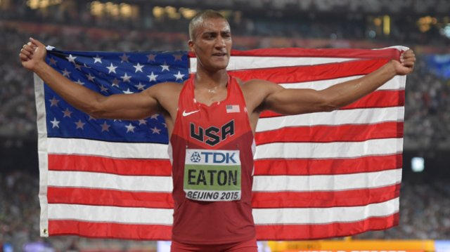 Q&A With IAAF Athlete of the Year, World Champion Ashton Eaton